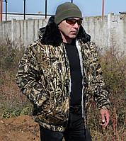 """Куртка-пилот зимняя """"Камыш"""""""