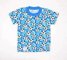 Цветная футболка детская (M893)   12 шт., фото 3