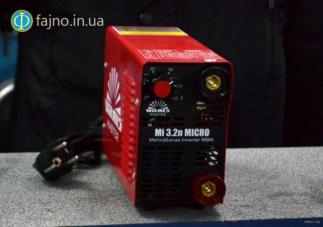 Инверторный сварочный аппарат Vitals Master Mi 3.2n Micro