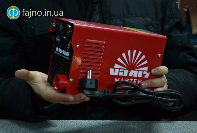 Сварка Виталс Мастер Mi 4.0 micro