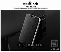 Чехол-книжка MOFI для телефона Lenovo A516 чёрный
