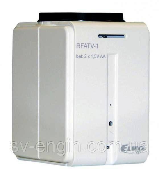 RFATV-1 - термоголовка для беспроводного управления водяным отоплением