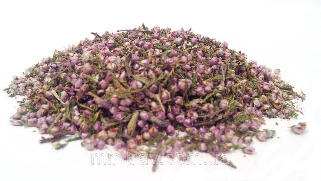 Вереск цветки (трава вереска)