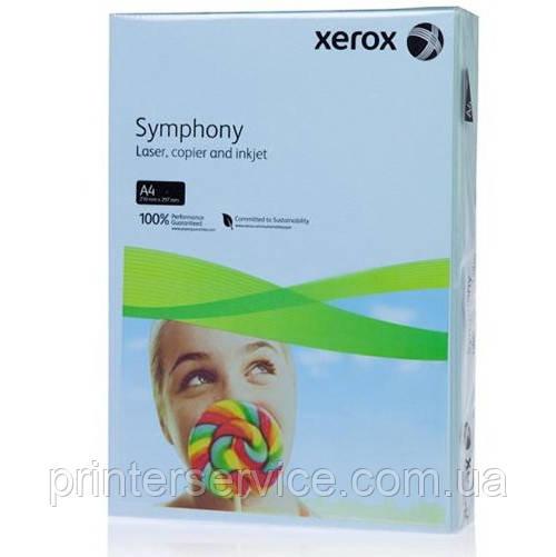Цветная бумага Xerox SYMPHONY Mid Blue, (80) A4  500л. (003R93968)