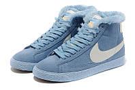 Кроссовки женские Nike Зимние кроссовки