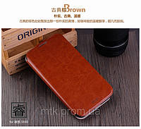 Чехол-книжка MOFI для телефона Lenovo S930 коричневый