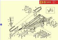 Цепь мысовая Olimac Drago