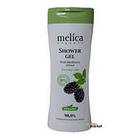 Melica Organic Гель для душа Melica Organic с экстрактом ежевики 250 мл