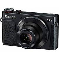 Цифровая фотокамера Canon PowerShot G9X Black
