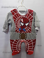 "Детский комбинезон Spiderman (3-9 мес) ""Indus-2"" LM-825"