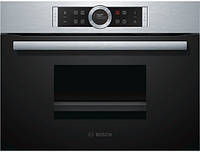 Духовой шкаф-пароварка Bosch CDG 634 BS 1