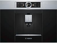 Кофеварка Bosch CTL 636 ES 1