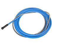 Канал направляющий (бауден) синий 0.8-1.0 3м