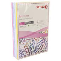 Цветная бумага Xerox SYMPHONY Mid Rainbow Pack (80) A4 500л.