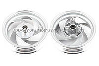 Диск колеса 2.5 * 10 Honda LEAD (передний , дисковый тормоз ,легкосплавный) ZY