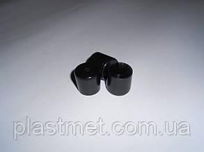 Заглушка для ніжки стільця 20 мм пластикова зовнішня