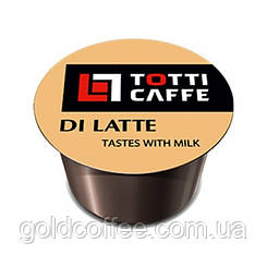 Кофе в капсулах Totti Caffe Di Latte 100шт