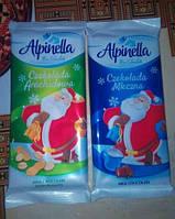 """Шоколад """"Alpinella"""", ( молочный Альпинелла), Польша, 100г"""