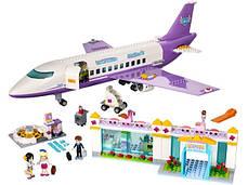 """Конструктор Lele 79175 """"Аэропорт Хартлейк Сити"""" 701 деталь (аналог LEGO Friends 41109), фото 3"""
