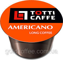 Кофе в капсулах Totti Caffe Americano 100шт
