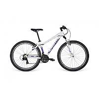 "Велосипед 27,5"" Apollo ASPIRE 10 WS рама- M 2017 Gloss White/Gloss Purple/Gloss Blue"