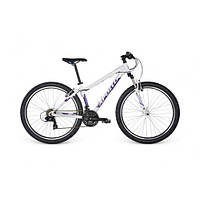 "Велосипед 27,5"" Apollo ASPIRE 10 WS рама- S 2017 Gloss White/Gloss Purple/Gloss Blue"