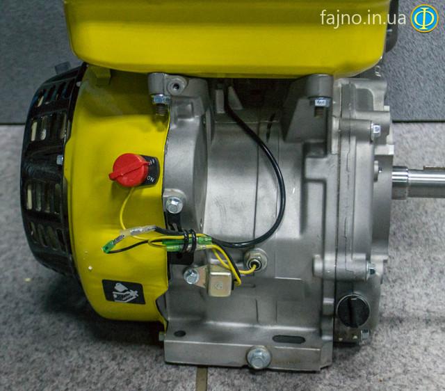 Бензиновый двигатель Кентавр ДВС 420Б фото 2