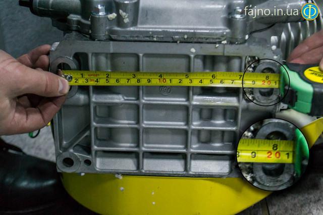 Бензиновый двигатель Кентавр ДВС 420Б фото 5