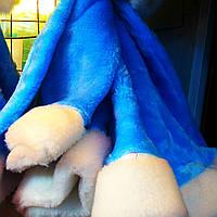 Шапка Деда Мороза мех, фото 1