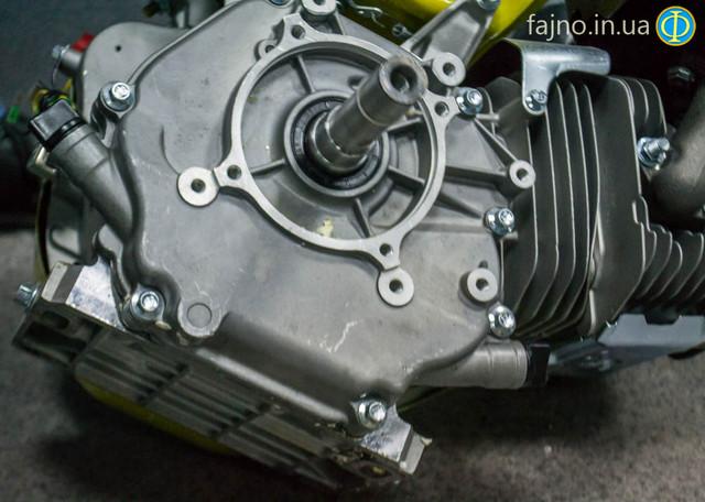Бензиновый двигатель Кентавр ДВС 420Б фото 4