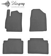 """Коврики Резиновые """"Stingray"""" на Hyundai Elantra (c 2015---) хюндай елантра"""