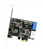 Контроллер внутренний ATcom PCI-E-USB3.0