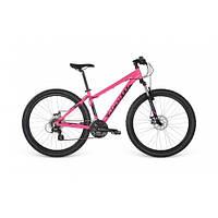 "Велосипед 27,5"" Apollo ASPIRE 20 WS рама- S 2017 Gloss Pink/Gloss Black/Gloss Blue"