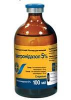 Метронидазол - 5% фл. 100 мл