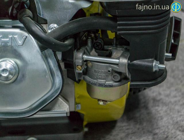 двигатель Кентавр ДВС 390БЭ фото карбюратор