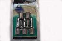 Биты для черепицы, кровельные WhirlPower 10 мм L-48 мм 5 штук/набор (блистер)
