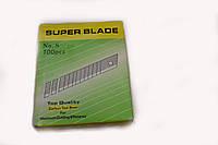 Лезвия для строительного,канцелярского ножа (18 мм) набор 10 шт