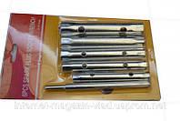 Ключі свічкові в наборі 5 шт 8-17 мм