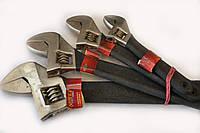 Ключ разводной, хромированный Orient №8 (0-24 мм)