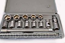 Набор торцевых головок Cr-V в чемодане арт. 2118