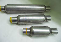 Стронгер (пламегаситель) на BMW 5 series (БМВ 5-й серии) E28, E34, E39, E60-61