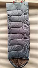 Армейский зимний спальный мешок, водонепроницаемый, материал флис, чехол в комплекте