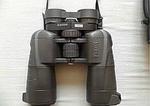 Бінокль Yukon 8-24x50 зі змінною кратністю, виробництва Білорусь, ударостійкий і надійний