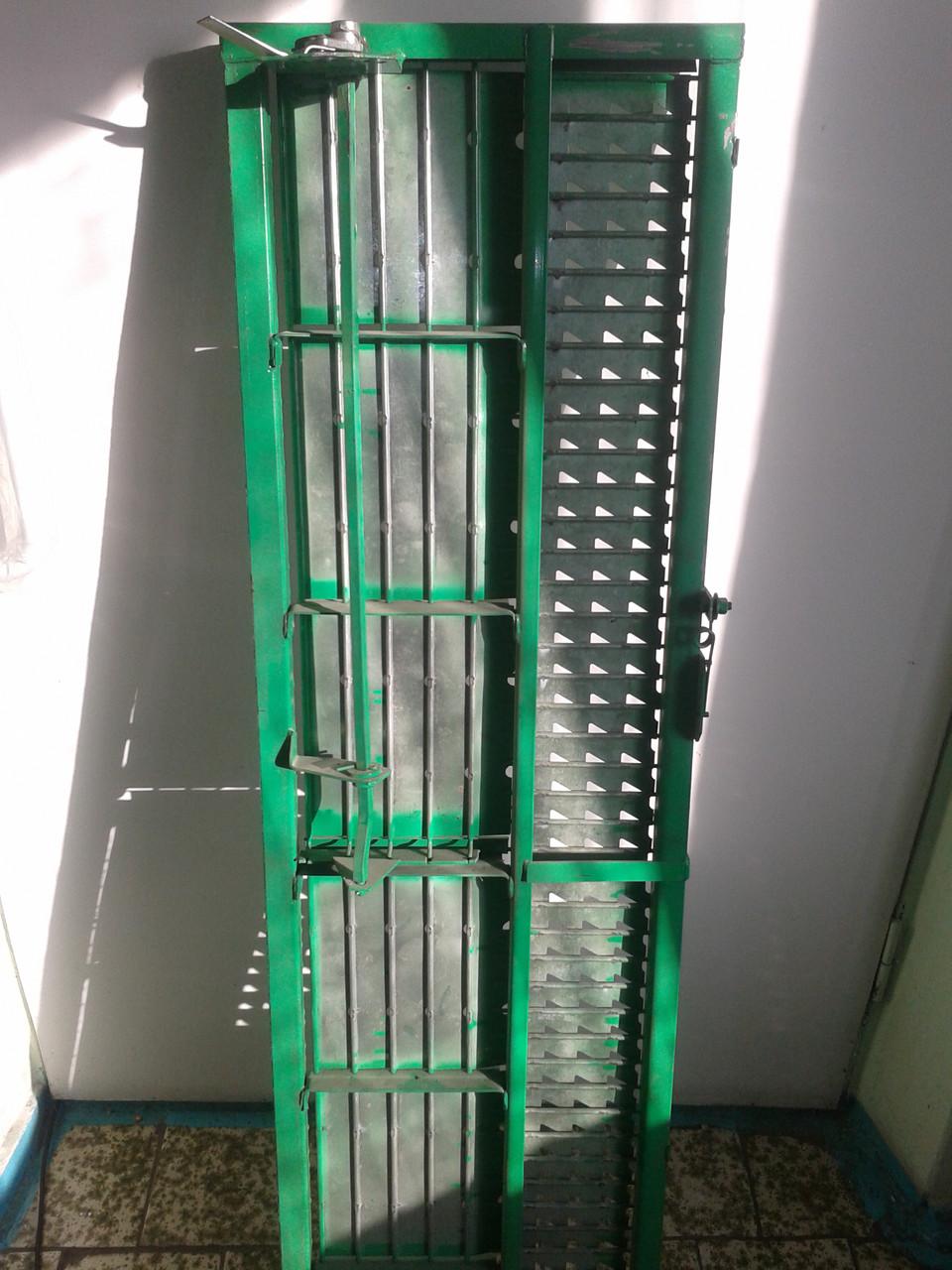 Удлинитель решета к комбайну дон-1500а