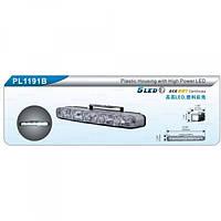 Дневные ходовые огни DLAA PL-1191B-W/Led-5/пластик/230*27mm