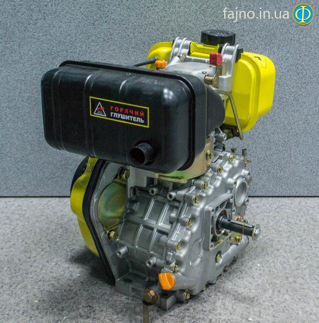 Дизельный двигатель Кентавр ДВС 210Д (шпонка, 4,2 л.с.)