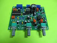 Ревербератор ETK3699 на L7805CV+NE5532P SFT-S699