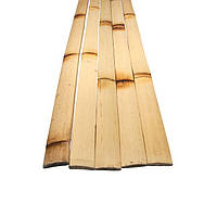 Рейка бамбуковая обработанная, обожженая