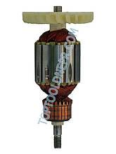Якорь на ленточную шлифовальную машину Арсенал ЛШМ-1100ЭС,Craft CBS 820S