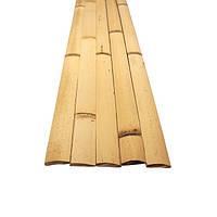 Рейка бамбуковая обработанная, светлая